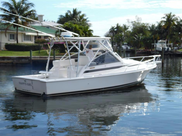 Used Blackfin Express Cruiser Boat For Sale