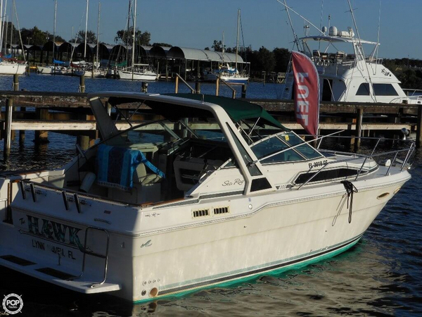 Used Sea Ray 30 Weekender Express Cruiser Boat For Sale