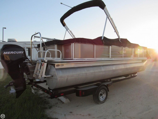 Used Harris 220 Cruiser FX Pontoon Boat For Sale