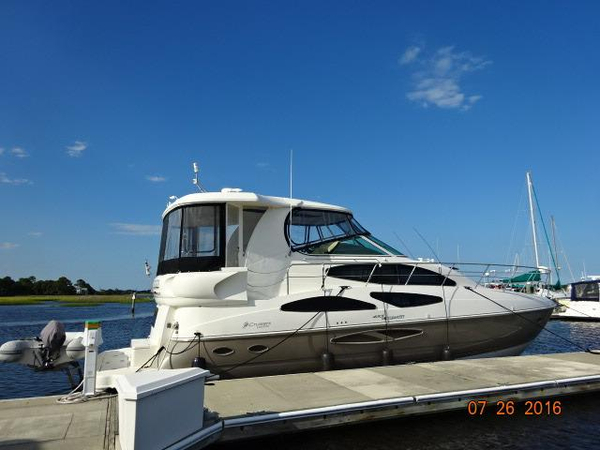 Used Cruisers Yachts 455 Motoryacht Aft Cabin Boat For Sale