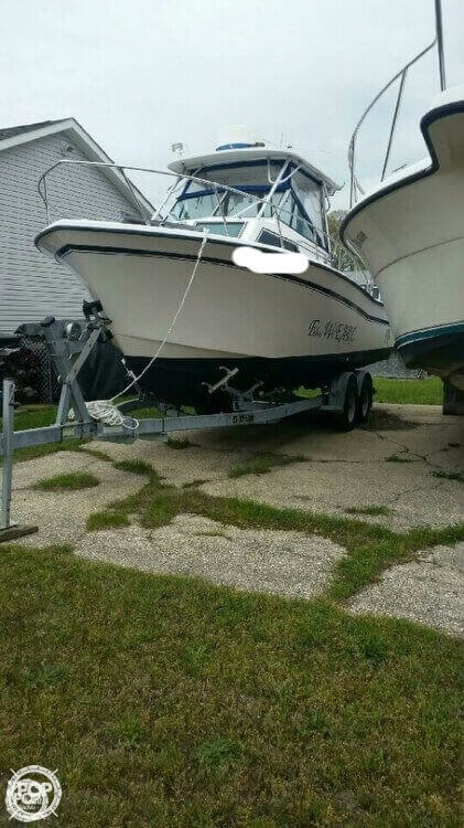 Used Grady-White Sailfish Walkaround Fishing Boat For Sale
