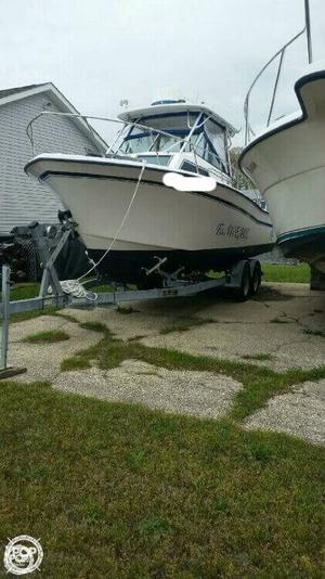 Used Grady-White Sailfish Walkaround Fishing Boat For Sale