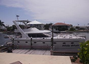 Used Prowler 48 Power Catamaran Boat For Sale