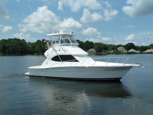 Used Riviera 37 Flybridge Sports Fishing Boat For Sale