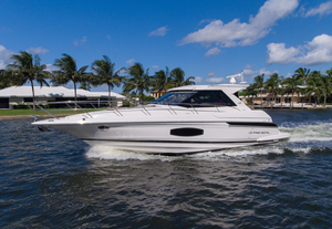 Used Regal 46 Sport Coupe Motor Yacht For Sale