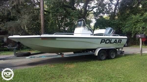 Used Polar Bay Series 2100 BB Bay Boat For Sale
