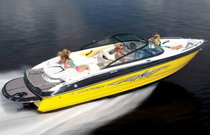 Used Monterey 204FSX Runabout Boat For Sale