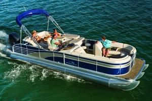 Used Bennington 2550 RCB Pontoon Boat For Sale