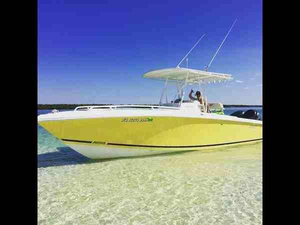 Used Jupiter 27 FS Center Console Fishing Boat For Sale