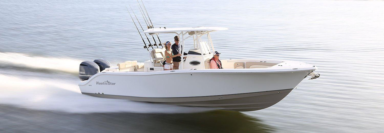 2017 New Nautic Star 28 XS Center Console Fishing Boat For ...