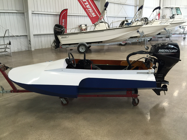 Used Homemade High Performance Boat For Sale