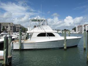 Used Graves Custom Carolina Sports Fishing Boat For Sale