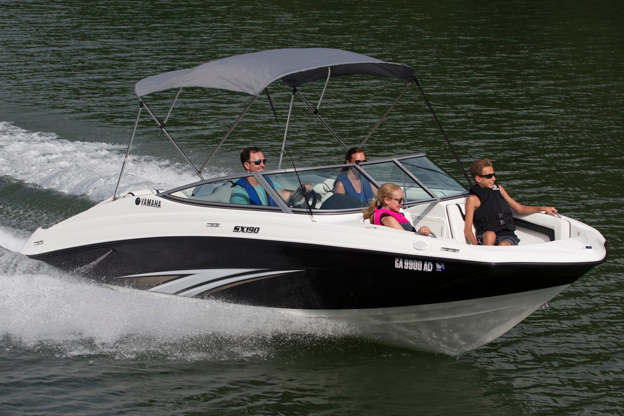 Yamaha Bowrider For Sale. Bayliner 175 Bowrider Owners Manual Supplement