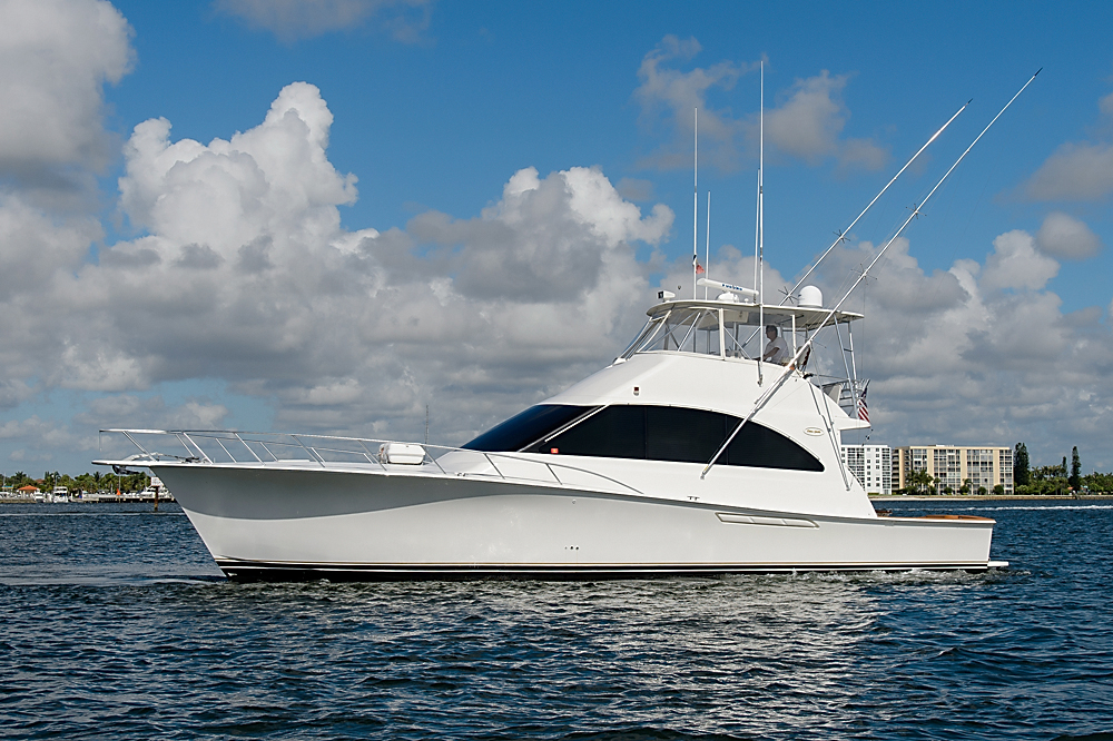 2004 used ocean yachts super sport convertible fishing for Used sport fishing boats for sale