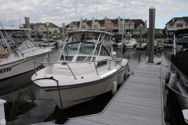 Used Grady-White Seafarer 228G Walkaround Fishing Boat For Sale