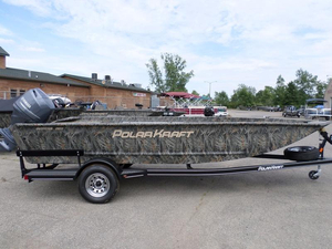 New Polar Kraft Outfitter 2072 X-20 Utility Boat For Sale