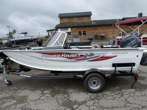 New Polar Kraft Frontier 166 WT Aluminum Fishing Boat For Sale