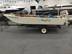 Used Grunman 35E Deck Boat For Sale
