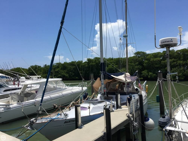 Used Camper & Nicholsons 44 Ketch Sailboat For Sale