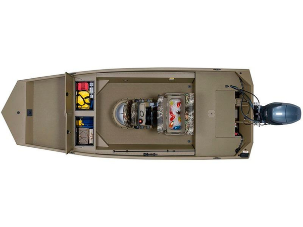 New G3 1860 CCT Tunnel Hull Brown Aluminum Fishing Boat For Sale