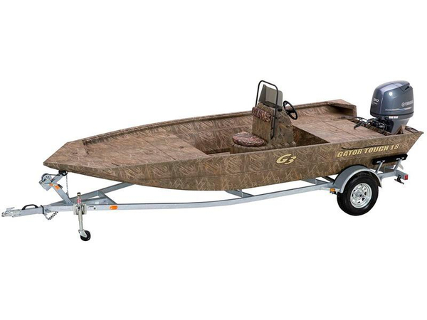 New G3 18 CC ShadowGrass Center Console Fishing Boat For Sale