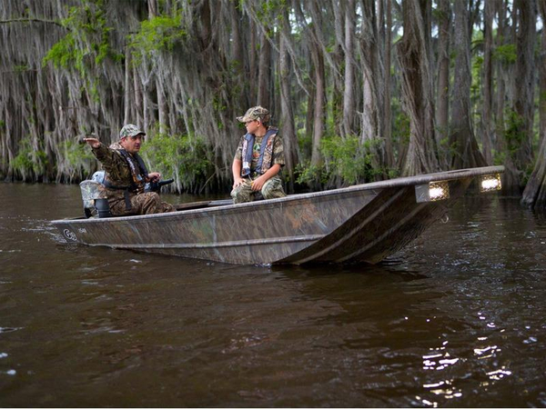 New G3 1548 DK Break-Up Jon Boat For Sale