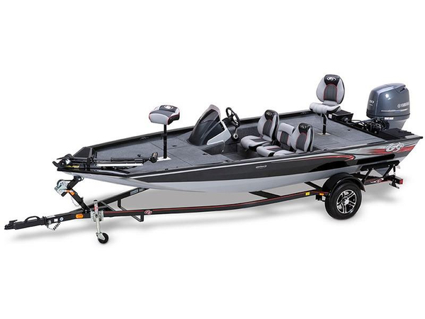 New G3 Sportsman 17 Bass Boat For Sale