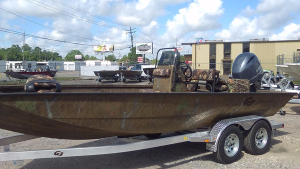 New G3 Bay 20 DLX Bay Boat For Sale