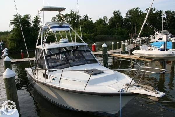 Used Rampage 28 Sports Fishing Boat For Sale