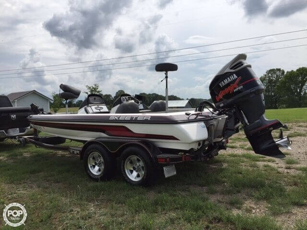 Used Skeeter ZX 190 Bass Boat For Sale