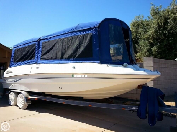 Used Chaparral Sunesta 252DB Deck Boat For Sale