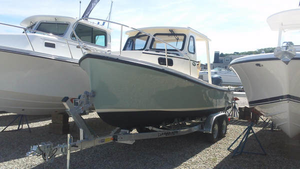 New Eastern Boats 22 SISU Cuddy Cabin Boat For Sale