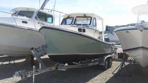 New Eastern Boats 22 SISU Cuddy Cabin Boat For Sale