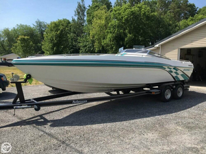 Used Checkmate 251 Convincor High Performance Boat For Sale