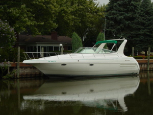 Used Cruisers 3570 Esprit Cruiser Boat For Sale