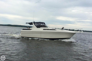 Used Silverton 34X Express Cruiser Boat For Sale