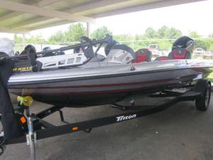 New Triton Boats 189 TRX Bass Boat For Sale