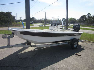 New Mako Boats 16 Skiff CC Freshwater Fishing Boat For Sale