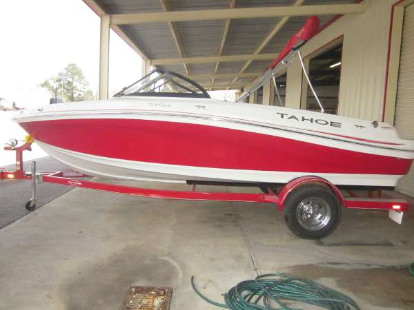 New Tahoe Boats 550TS Runabout Boat For Sale