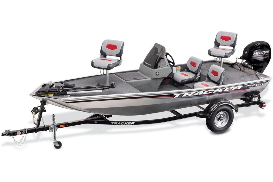 2016 new tracker pro 160 freshwater fishing boat for sale for Freshwater fishing boats