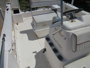 Used Cape Craft 1950 Freshwater Fishing Boat For Sale