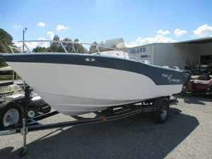 Used Polar FISHMASTER 2 Center Console Fishing Boat For Sale