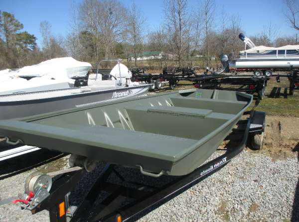 2015 New Alweld 18 Ft Flat Jon Boat For Sale Southside