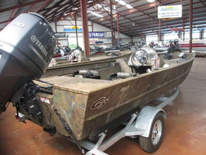 New G3 1860 CC/SC CC Jon Boat For Sale