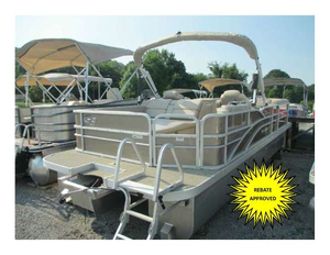 New Suncatcher X24 RS Pontoon Boat For Sale