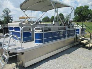 New Suncatcher V322 FC Pontoon Boat For Sale