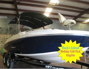 New Stingray 192SC (OB) Deck Boat For Sale