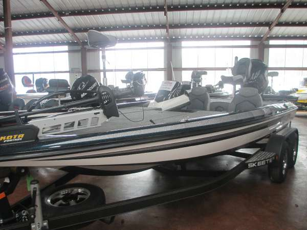 2016 New Skeeter ZX-200 Bass Boat For Sale - Southside, AL ...
