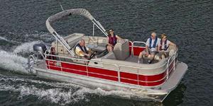 New Suncatcher V18 C Pontoon Boat For Sale