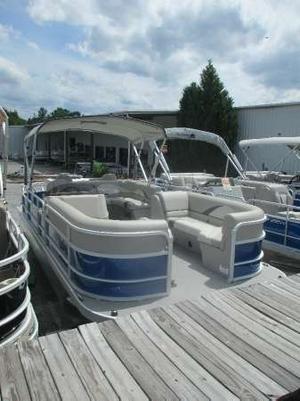 New Suncatcher V22 RF Pontoon Boat For Sale